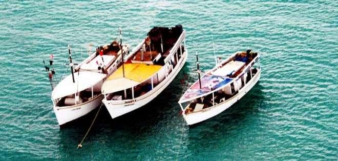 VENEZUELA.- El bote salió el jueves desde Güiria, en el estado Sucre, hacia Trinidad y Tobago. Foto: Archivo AFP