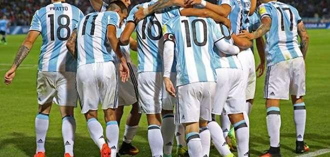 Argentina se encuentra en el Grupo B.