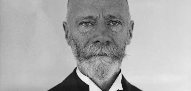 Su invento para plasmar en papel el sonido del corazón, junto con una larga carrera, le valió el Nobel de Medicina. GETTY IMAGES