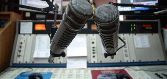 ECUADOR.- Ecuavisa y otros medios de comunicación rechazan la concentración de frecuencias. Foto: Archivo