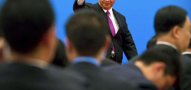 El presidente de China, Xi Jinping, abril de 2019. Foto: AP