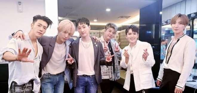 Super Junior quieren hacer música juntos ¡Pronto!. Foto: IG