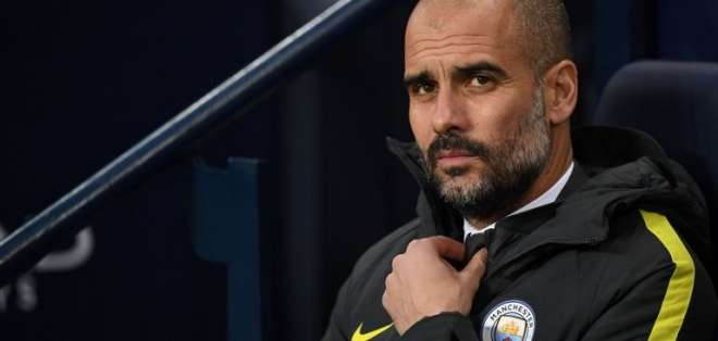 Pep Guardiola, entrenador 'ciudadano'.