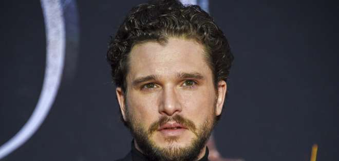 "Kit Harington ingresa a retiro de bienestar tras ""Thrones"". Foto: AP"