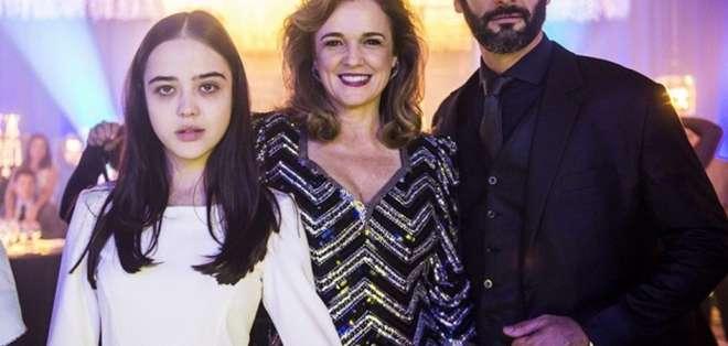 'El otro lado del paraíso', telenovela brasileña que tratará la pedofilia. Foto: Internet