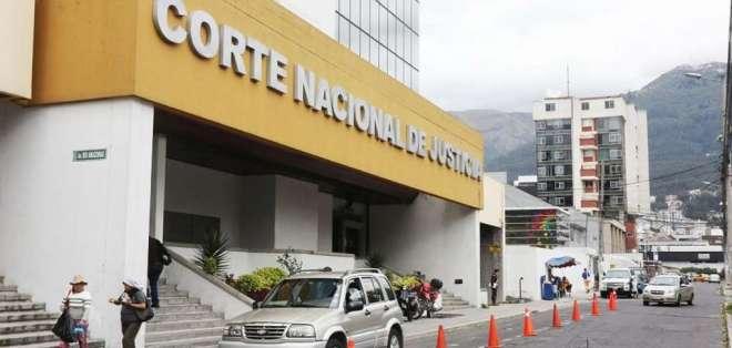 Alexis Mera y Ma. de los Ángeles Duarte fueron detenidos dentro de caso de concusión. Foto: Archivo Andes