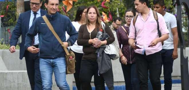 El contenido de la libreta fue usado por la Fiscalía para vincular a Mera y Duarte al indagación por concusión. Foto: API