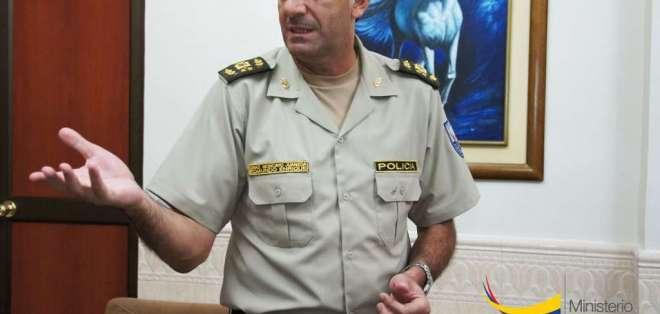 Presidente Moreno designó nuevo funcionario tras renuncia de  Ernesto Pazmiño. Foto: Flickr Ministerio Interior