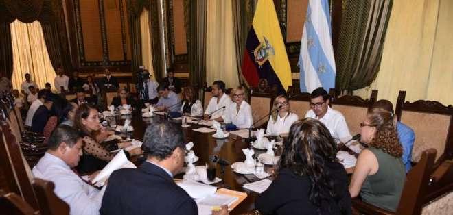 El Concejo Municipal aprobó las reformas en segundo debate. Foto: Twitter