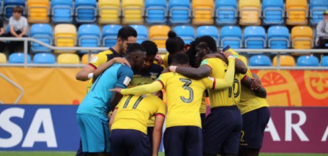 La 'Tri' sub-20 venció 2-1 a Estados Unidos en los cuartos de final de Polonia 2019.