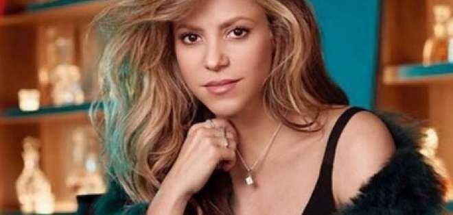 Shakira comparte foto cambiándose en camerinos. Foto: IG