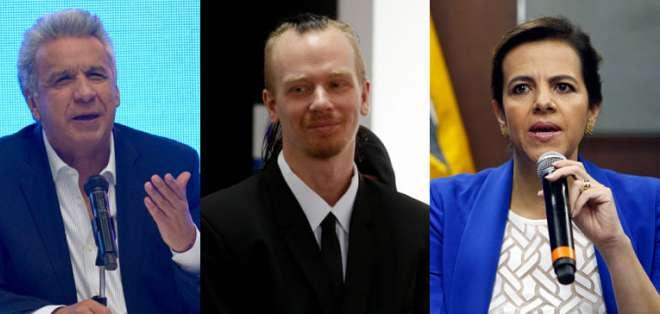 ECUADOR.- Según la defensa del ciudadano sueco, hay contradicciones entre ambas autoridades. Collage: Ecuavisa