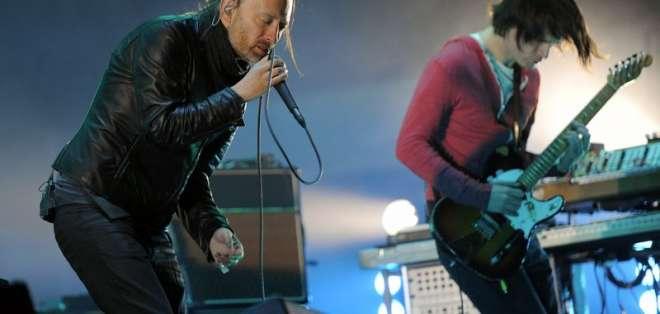 Radiohead difunde 18 horas de material sonoro inédito. Foto: AP