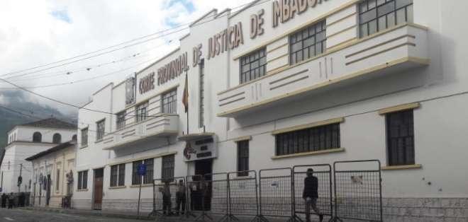 Foto: Fiscalía
