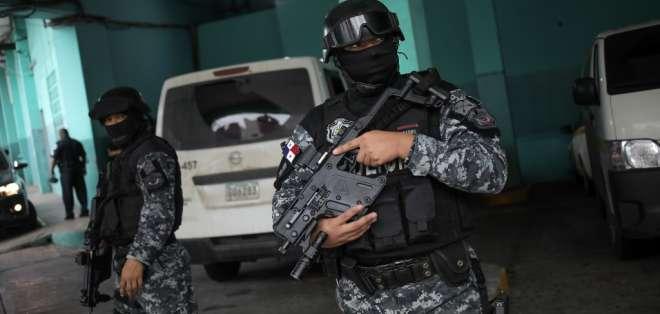Martinelli cumplió el martes un año desde que llegara a Panamá extraditado desde EEUU. Foto: AFP