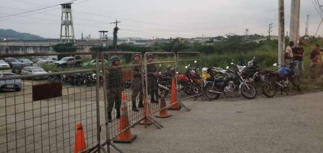 7 internos enfrentarán cargos por asesinato en cárcel de Guayaquil. Foto: API