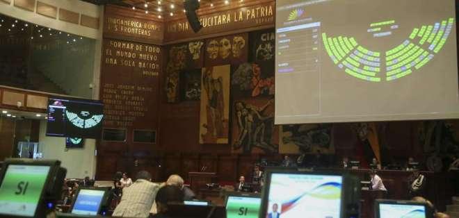 Mesa legislativa citará a los involucrados y tras 45 días emitirá un informe. Foto: Flickr Asamblea