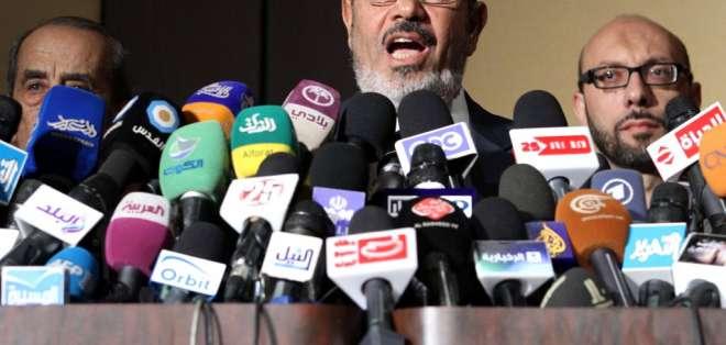 Murió el expresidente egipcio Mohamed Mursi. Foto: AFP