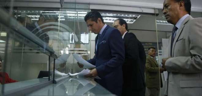 ECUADOR.- El activista político plantea eliminar el Consejo de Participación vía Asamblea constituyente. Foto: API