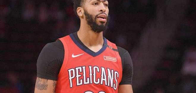 Davis ganó el MVP del NBA All Star 2017.