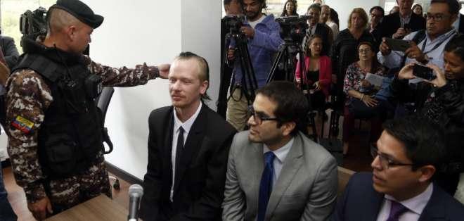 EEUU interrogará en Ecuador a Ola Bini. Foto: API