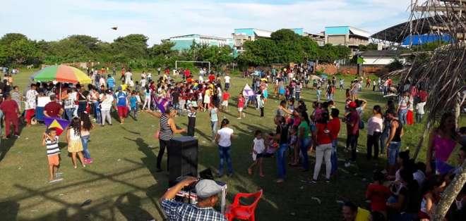 El festival arranca a las 16h00 en la Pista de Patinaje ubicada en la Av. Unidad Nacional. Foto: Referencial