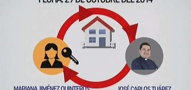 ECUADOR.- El actual titular del CPCCS se deshizo de bienes antes de ganar las elecciones. Fotocaptura del video