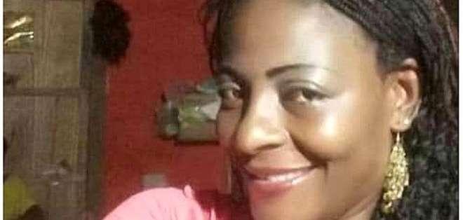 María del Pilar Hurtado fue asesinada por dos sicarios que huyeron en una motocicleta.