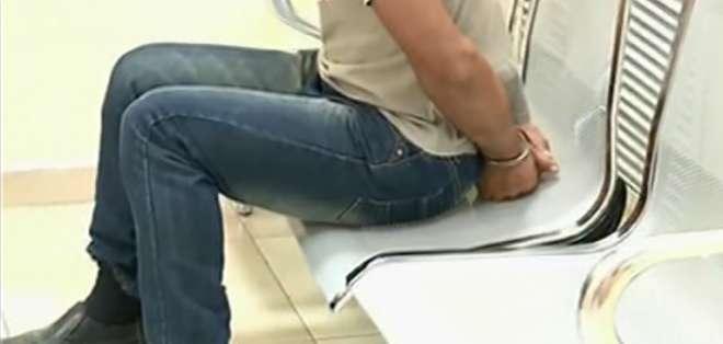 Confesó que violó a su cuñada por venganza. Foto: captura de video