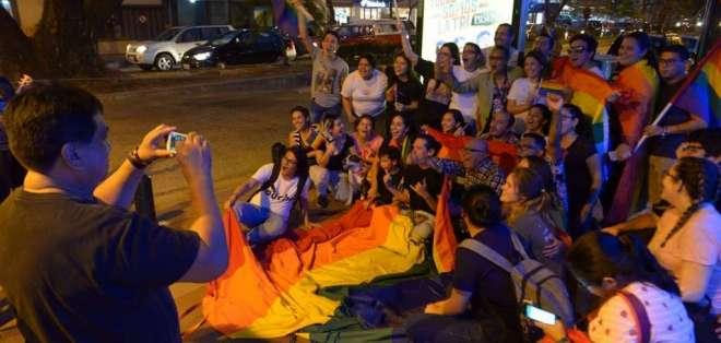 Federación ecuatoriana reacciona a masiva movilización de grupos provida. Foto: API