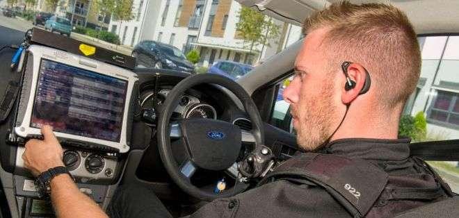 La policía en algunas zonas de Reino Unido y Estados Unidos usa algoritmos para buscar posibles asesinos (y asesinados). ALAMY