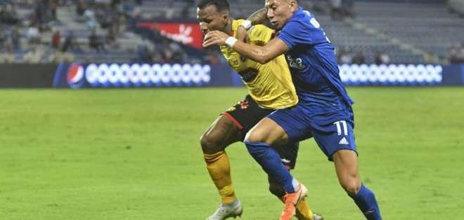 El delantero 'azul' destacó el estilo de juego que implementa Ismael Rescalvo. Foto: API