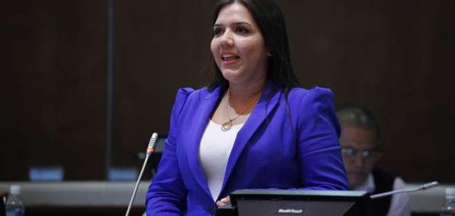 ECUADOR.- La exvicepresidenta irá a los tribunales por el delito de concusión, en el caso 'diezmos'. Foto: Archivo