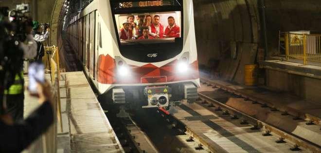 El Metro y Ruta Viva serían parte de trama de sobornos de Odebrecht, según nueva filtración. Foto: Archivo El Ciudadano