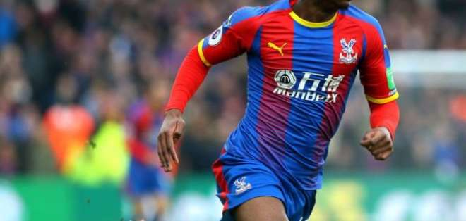 Aaron Wan Bissaka, figura de la Premier League.