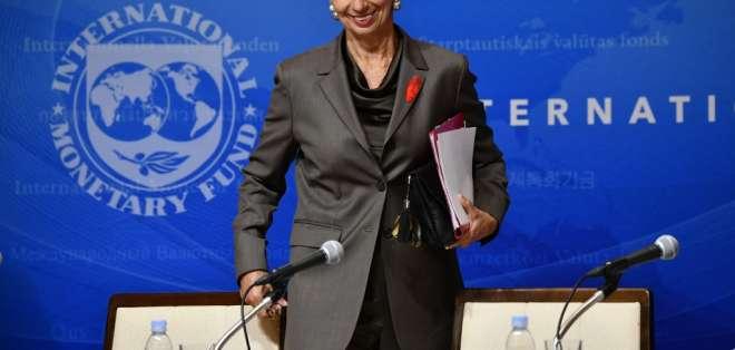 La funcionaria ha sido nominada para presidir el  Banco Central Europeo. Foto: AFP