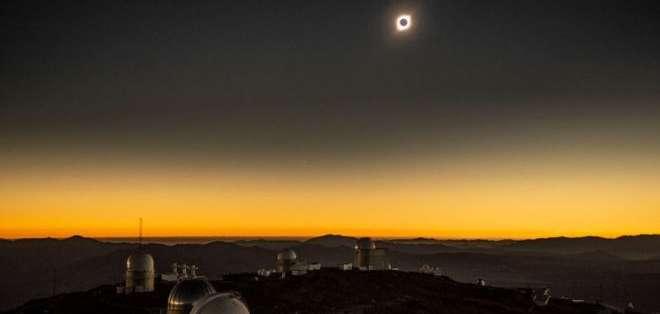 Vivir un eclipse en directo es una experiencia inolvidable.