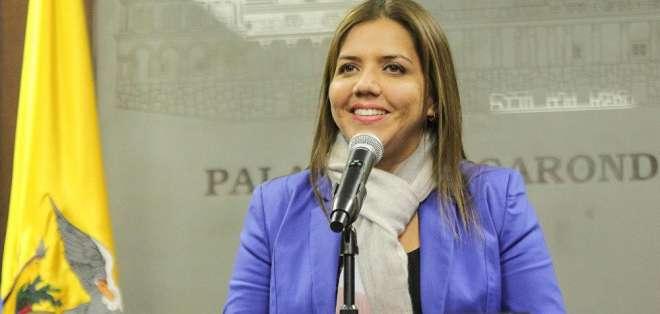 ECUADOR.- La actual coordinadora Regional de Talento Humano del SRI fue demandada por lesividad. Foto: Archivo