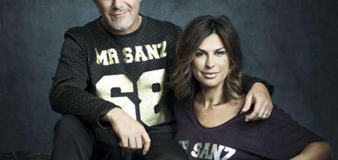 La pareja lleva más de siete años de casados.
