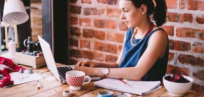 El trabajo colaborativo remoto es una tendencia al alza en el mundo. Foto: Getty Images