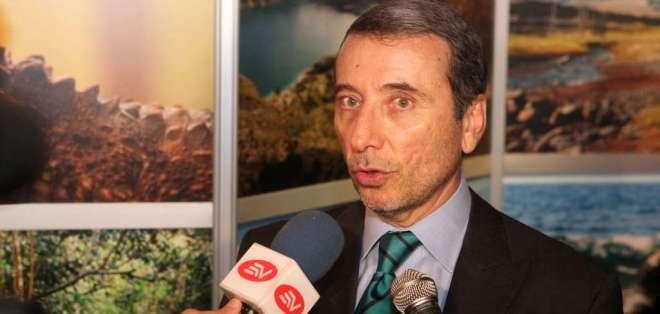 El exministro del régimen de Correa no asistió a 2 citaciones previas de la Fiscalía. Foto: Flickr El Ciudadano