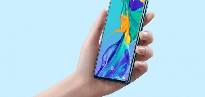 Atrévete a impresionar con el Huawei P30. Foto: Huawei.com