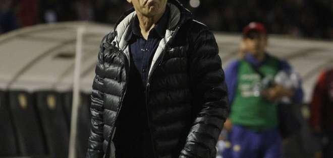 Así lo anunció el director técnico del club, Marcelo Zuleta. Foto: API