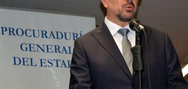 Íñigo Salvador Crespo, procurador General del Estado. Foto: Archivo