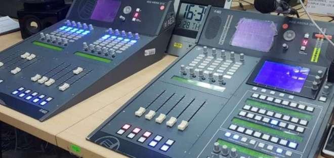 RTS y TVC presentaron recursos para evitar reversión. Foto: Referencial