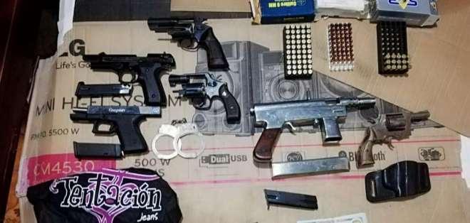 Agentes de la Policía Nacional realizaron 14 allanamientos. Foto: Referencial/Ministerio del Interior