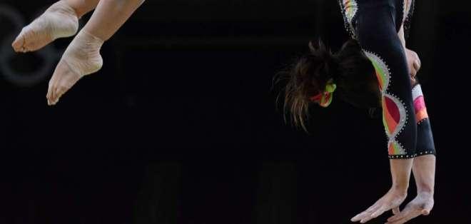 Varias mujeres acusan a Alcides P., exprofesor de gimnasia olímpica. Foto referencial / AFP