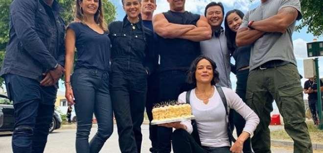 """La novena entrega de """"Rápidos y Furiosos"""" llegará a los cines en mayo del 2020."""
