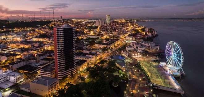 """Guayaquil alcanzó el título """"Destino Líder de Viajes de Negocios de Sudamérica""""."""