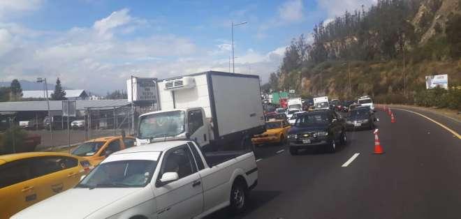 Petroecuador asegura haber reducido el nivel de contaminación por diésel. Foto: AMT Quito